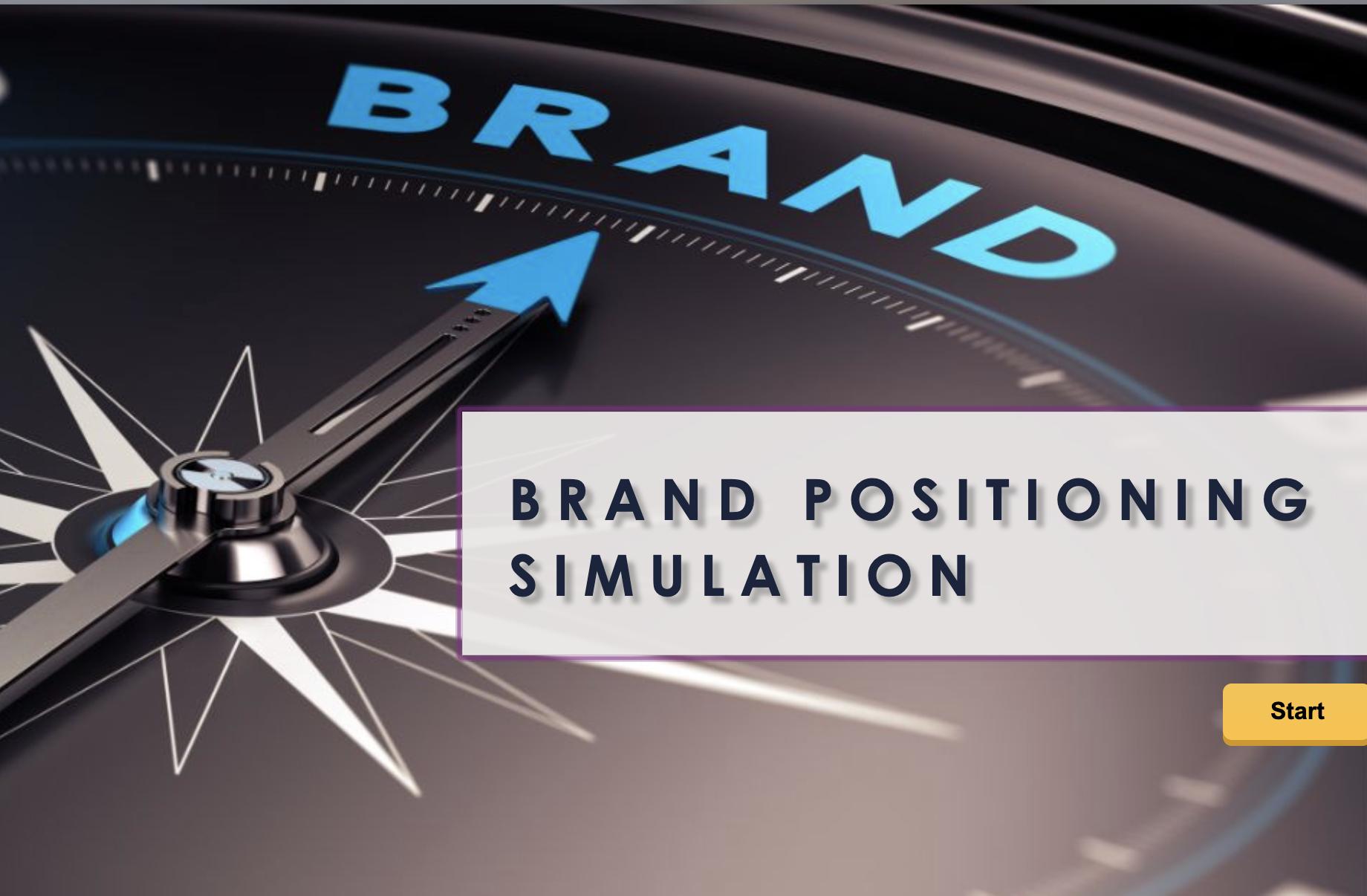 Branding Simulation